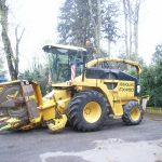FOR, 1998 NEW HOLLAND FX450, T03-3